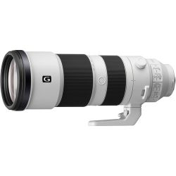 Lente Sony FE 200-600mm 5.6-6.3 G OSS