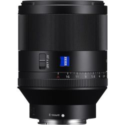 Lente Sony FE 50mm 1.4 Zeiss