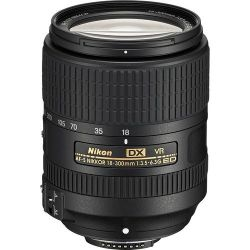 Lente Nikon 18-300mm f/3.5-6.3 G ED VR DX