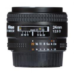 Lente Nikon 24mm 2.8 D