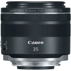 Lente Canon RF 35mm 1.8 IS Macro STM