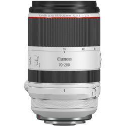 Lente Canon RF 70-200mm 2.8 L IS USM