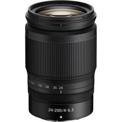 Lente Nikon NIKKOR Z 24-200mm f/4-6.3 VR