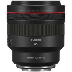 Lente Canon RF 85mm 1.2 L USM - DS
