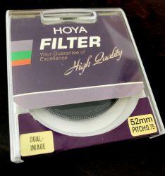 Filtro Hoya 72mm DUAL-IMAGE