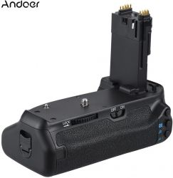 Grip Andoer BG 1T  - p/  Canon EOS 70D ou 80D - Usado