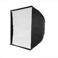 Softbox p/ Flash Montagem Bowens 90x90cm - Haze