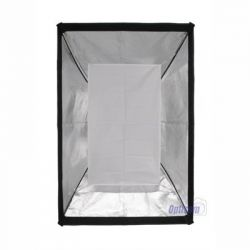 Softbox p/ Flash Montagem Bowens 50x70cm - Haze
