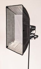 Softbox para Flash Greika Haze 45x45cm - Mod. K-150 - 250DI