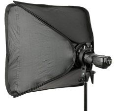 Softbox para Flash Greika Haze 60x60cm - Mod. K-150 - 250DI