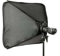Softbox para Flash Greika Haze 60x60cm - Mod. K-150 - 250DI