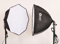 Softbox Greika Kit Agata IIIS - 110 ou 220v