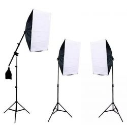 Softbox Greika Kit Agata Novo SL - 110 ou 220v