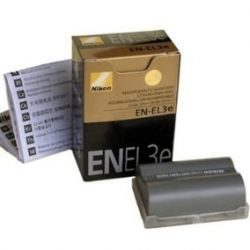 Bateria Nikon EN-EL3e - Original