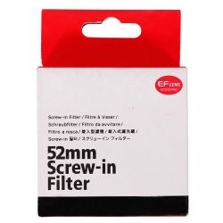 Filtro Canon 52mm UV