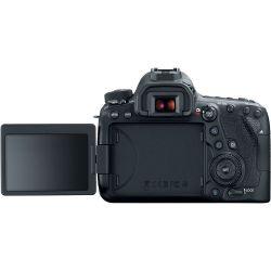 Câmera Canon EOS 6D Mark II c/ Lente 24-105mm f/4 L IS USM