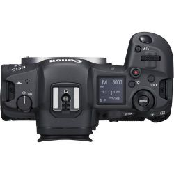 Câmera Canon EOS R6 c/ Lente 24-105mm f/4-7.1 IS STM