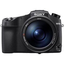 Câmera Sony RX 10 Mark IV  Corpo