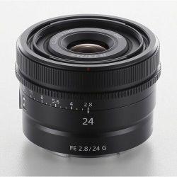 Lente Sony FE 24mm 2.8 G
