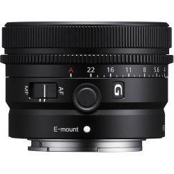 Lente Sony FE 50mm 2.5 G