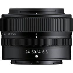 Lente Nikon Nikkor Z 24-50mm 4-6.3