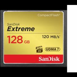 Cartão CF 128GB SanDisk Extreme