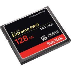 Cartão CF 128GB SanDisk Extreme Pro