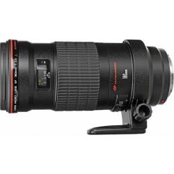 Lente Canon EF 180mm 3.5 L MACRO USM