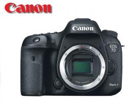 Câmera Canon EOS 7D Mark II - Corpo