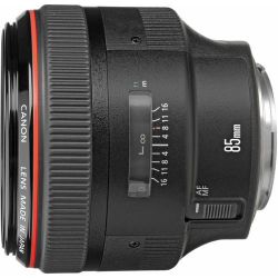Lente Canon 85mm 1.2L II USM