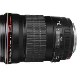 Lente Canon EF 135mm EF 2.0L USM