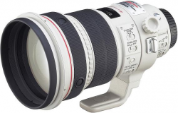 Lente Canon 200mm EF 2.0 L IS USM
