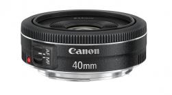Lente Canon 40mm 2.8 STM