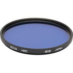 Filtro Hoya 49mm 80B