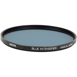 Filtro Hoya 62mm BLUE INTENSIFIER
