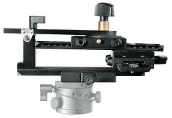 Cabeça Manfrotto 303SPHUK Upgrade kit p/ cabeça + plate 357 PLV para 4 Kg