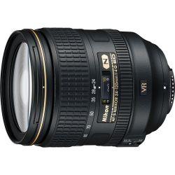 Lente Nikon 24-120mm 4.0 G ED VR N