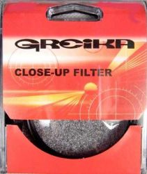 Filtro Greika 62mm CLOSE-UP + 3